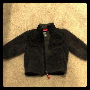 18month black winter jacket.